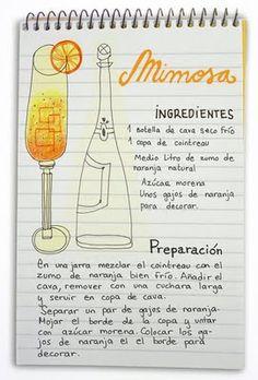 Mimosa Cocktail | Jeanclaudevolldamm