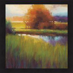 Marla Bagetta 'Spectral Morning' Framed Art Print