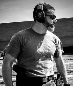 Full Interview with Chris Costa: Costa Ludus training, Magpul Dynamics, The art of dynamic shotgun Chris Costa, Tactical Beard, Handsome Bearded Men, Beard Quotes, Military Special Forces, Home Defense, Beard Care, Hair And Beard Styles, Facial Hair