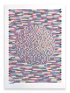 Hvass & Hannibal - Finding the Pattern offset print