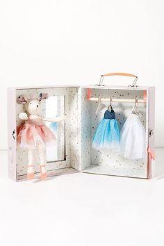 Lala Ballerina Suitcase