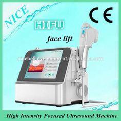 HIFU Face Lift Vibrating Massage Machine Hot in France Portable HIFU Facial Lift