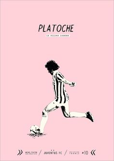 Platoche: Zoran Lucić shows all its love for the round ball. Around graphic designs on the biggest players of the history of football, the Bosnian artist manages to emphasize these sportsmen of passed and the present.