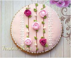Rose art cookie                                                                                                                                                                                 More