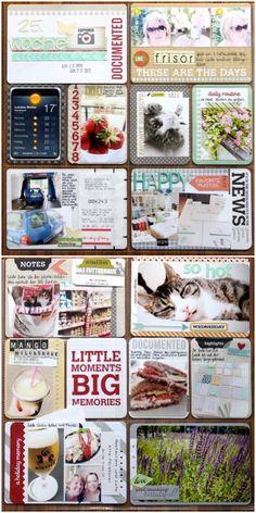 Project Life mit dem AC Mini Kit Childhood   Nadine Westphal für www.danipeuss.de