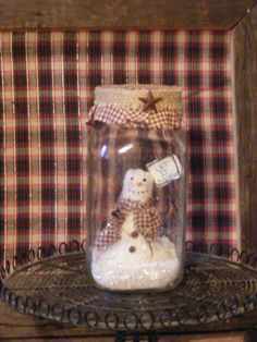 Check out this item in my Etsy shop https://www.etsy.com/listing/255579409/snowman-in-mason-jar
