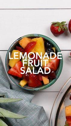 Fruit Salad Making, Best Fruit Salad, Dressing For Fruit Salad, Summer Salads With Fruit, Fruit Salad Recipes, Easy Recipe For Fruit Salad, Healthy Snacks With Fruit, Salad With Fruit, Fruit Sald