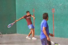 Torneo de frontenis por el Aniversario de la Ciudad de Aguascalientes en el club Futurama ~ Ags Sports