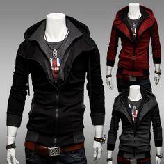 Dark Assassin's Style Hoodie