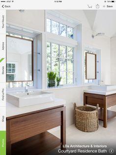 Bathroom Sinks Under Windows window infront of bathroom sink | windows in front of bath vanity