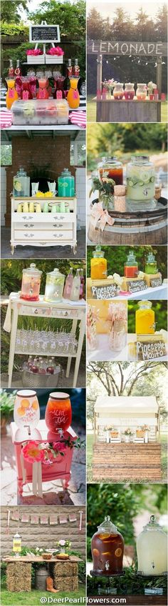 rustic country event ideas