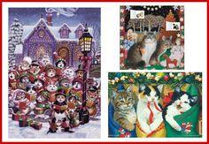 Cat Advent Calendars