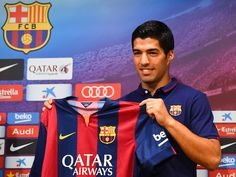Football Leaks reveals Barcelona paid Liverpool £64.98m for Luis Suarez #Liverpool #Barcelona #Football