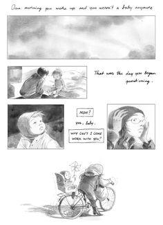 Samurai's visual journal: Goodbye Baby. Hello Boy.