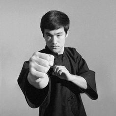 Bruce Lee (Vertical Jab)