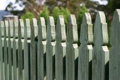 Ogrodzenia drewniane do ogrodu