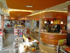 Repsol ofrece el sistema de pago 'contactless' en su red de estaciones de servicio Store Layout, Gas Station, Convenience Store, Imagines, Marketing, Minis, Shops, Logos, Design