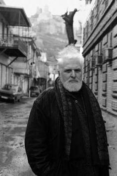 Юрий Рост. Мой друг и брат - грузинский актер и писатель Гоги Харабадзе | Югор - центр культурных инициатив