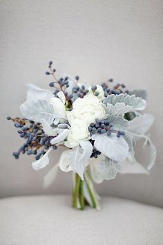 Gorgeous Winter Wedding Bouquets | Brides.com
