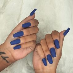 Pretty blue @GottaLoveDesss