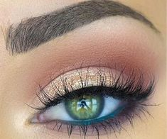 makeup, beauty, and eyes resmi