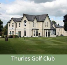 This course is made up out of two distinct nines. The new front-nine layout by Mel Flanagan features USGA greens, the River Suir and man-made lakes. Lakes, Golf Clubs, Layout, River, Mansions, House Styles, Home Decor, Decoration Home, Page Layout