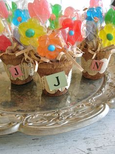 Kids May Day Baskets how cute