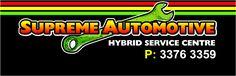Supreme Automotive is an automotive mechanical repair and modification workshop located in Benronalds Street, Seventeen Mile Rocks near Rocks Riverside Park in Brisbane.