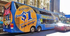 The Ultimate Guide to Traveling on Megabus: Tips, Suggestions, and How to Score Cheap Seats