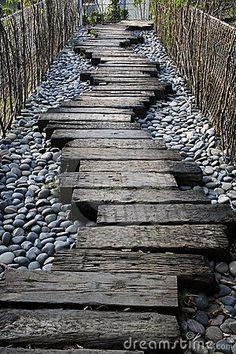 , Garden Path Ideas to Mesmerize Your Garden Walkway Garden without a pathway is worthless. Garden path becomes one of the most important elements fo. , Garden Path Ideas to Mesmerize Your Garden Walkway Garden without a pathway . Garden Steps, Garden Paths, Walkway Garden, Easy Garden, Side Garden, Path Ideas, Walkway Ideas, Walkway Designs, Paving Ideas