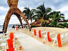 Dreams Riviera cancun wedding