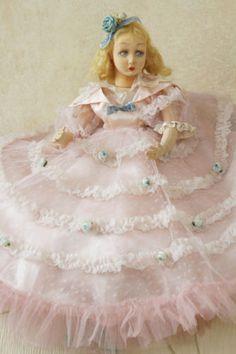 ITALIAN-boudoir-felt-LENCI-doll