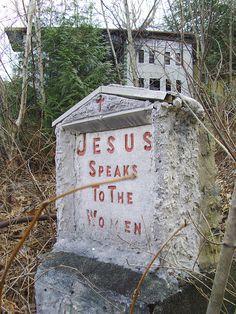 holy land USA - waterbury, conn