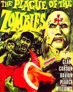 monsterman: Today's Movie MeltdownThe Hammer Horror Classic The Plague of the Zombies (1966)