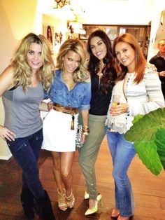 Sylvie with friends