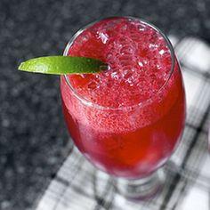 Happy hour: Blackberry Gin Fizz cocktail from Smitten Kitchen
