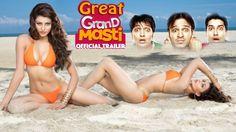 Watch Great Grand Masti (2016) Online & Full Movie Download Free HD, DVDRip, 720P, 1080P, Bluray, Watch Online Megashare, Putlocker, Viooz, Alluc Film.