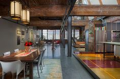 Seattle Magazine | Home and Garden/Architecture & Building/Seattle AIA Home | Industrial and Green Design Collide in this Capitol Hill Loft