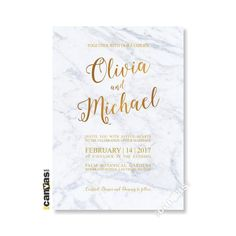 Save the date, RSVP, Marbel, Gold, Printable OR Printed by on Etsy Wedding Invitation Sets, Bridal Shower Invitations, Invite, Invitation Suite, Free Printable Invitations, Printables, Blank Photo, Photo Thank You Cards, Save The Date