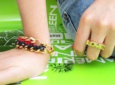 ▲ Bracelets, Jewelry, Charm Bracelets, Bijoux, Bracelet, Jewlery, Jewels, Jewelery, Arm Bracelets