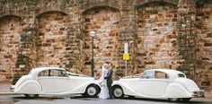 What a beautiful photo from Nerida and Nick's wedding Wedding Cars, Gold Coast, Classic, Beautiful, Classical Music