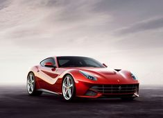 Ferrari F12berlinetta. Ellie, I want it for my birthday, which is still 9 months away, so you have plenty of time to put the money aside.
