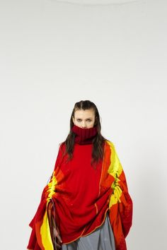 Charlotte GG Harris (CGGH) Knitwear Fall 2015 Collection (3)