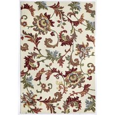 i want this rug.  i love the pattern, it has all the colors i want to use in my house.  i could use this rug as my theme for my house.  *sigh*