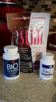 Plexus Triplex (Slim, ProBio5 y BioCleanse) es una manera única y efectiva para ayudar a que estas toxinas salgan del cuerpo para que nuestros órganos pueden funcionar en su mejor momento. Plexus utiliza productos naturales, a base de plantas para ayudar al cuerpo a alcanzar su óptimo funcionamiento.