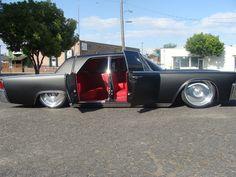 Hotrodjunkie, jeremylawson:   1963 Lincoln Continental.
