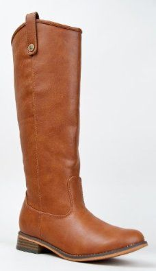 breckelles rider 18 knee high boot