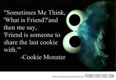 What favorite cookie would you share? #Quote #Wisdom