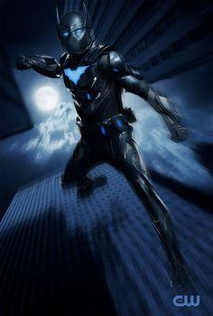 Luke Fox (finally!) becomes Batwing in <em>Batwoman</em> official first-look photos