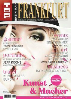 TOP Magazin Frankfurt Rhein-Main /   Herbst 2012